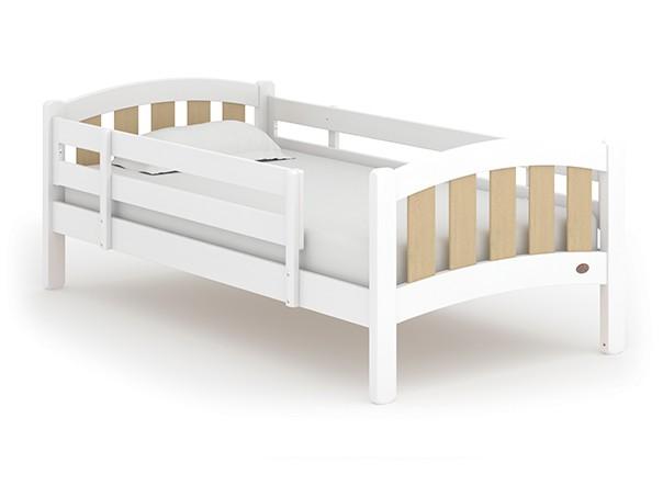 米兰加长护栏床