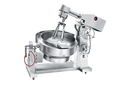 Stirring gas frying pan LHCC13