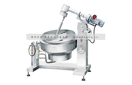Stirring gas frying pan LHCCC1
