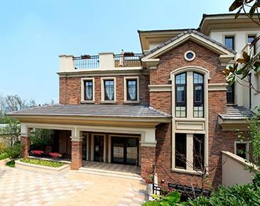 南京绿城玫瑰园家庭采暖安装实例
