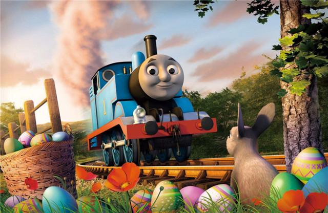 《托马斯和朋友》儿童英语动画片推荐!