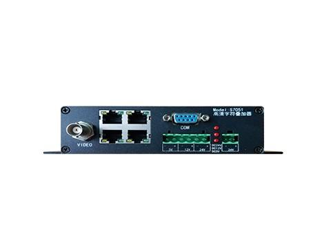 S7051网络摄像机字符叠加器