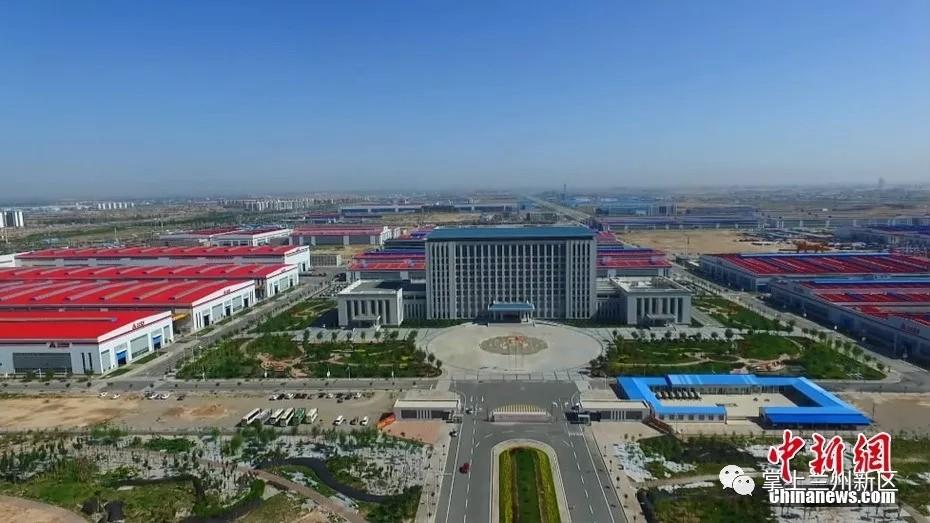 兰州乐虎国际娱乐app构筑西北内陆开放新高地