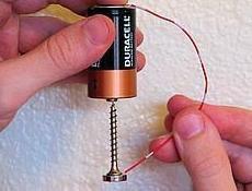 制作简易电动机