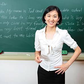 高级英语教师