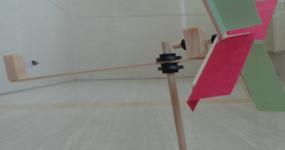 自制测风仪