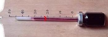 自制温度计