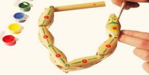 自制竹节蛇