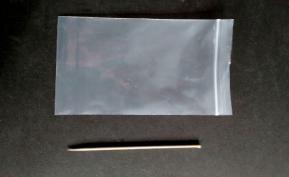 竹签插水袋