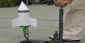 自制水火箭
