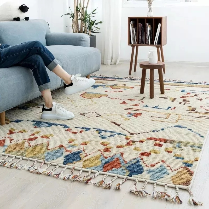 地毯,居室的一席之地【面料028期】