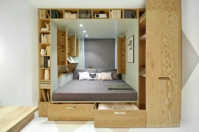 小户型公寓也有大乾坤!【设计联·1380期】