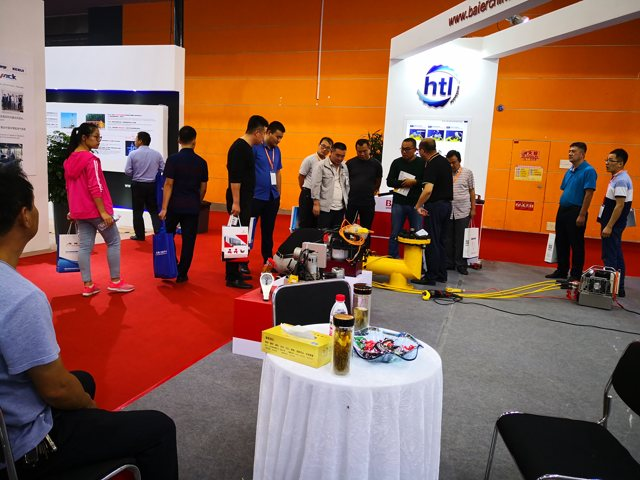 拜尔液压(Baier)参展第十一届中国(东营)国际石油石化装备与技术展览会现场实况