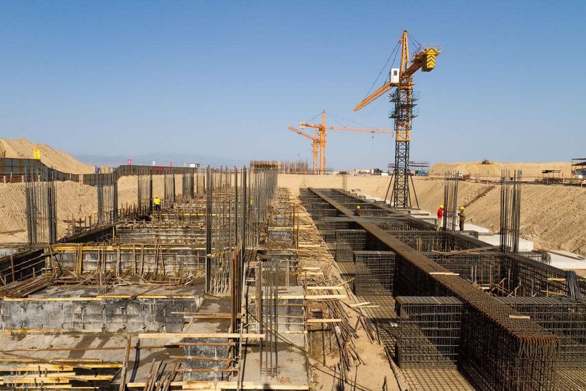 建筑项目施工