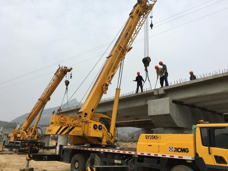 桥梁项目施工