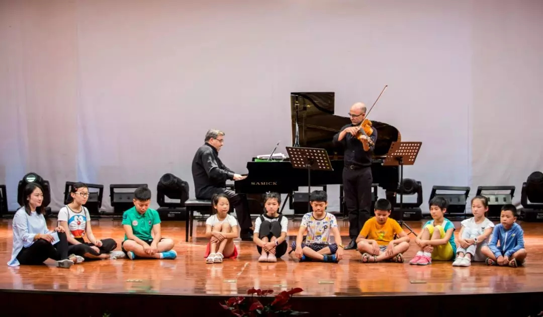 2019北京平谷—西班牙瓦伦西亚音乐之旅