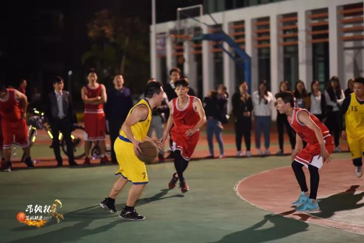 桂冠加冕——昂纳杯首届篮球联赛决赛落幕