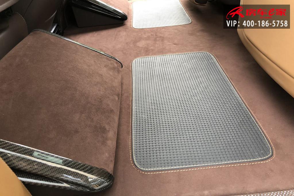 进口奔驰V250巴博斯版D5客户订制案例分享