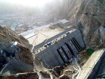 新疆阿尔塔什水利枢纽龙8国际平台入口