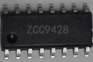 高效率同步升压驱动芯片—ZCC9428