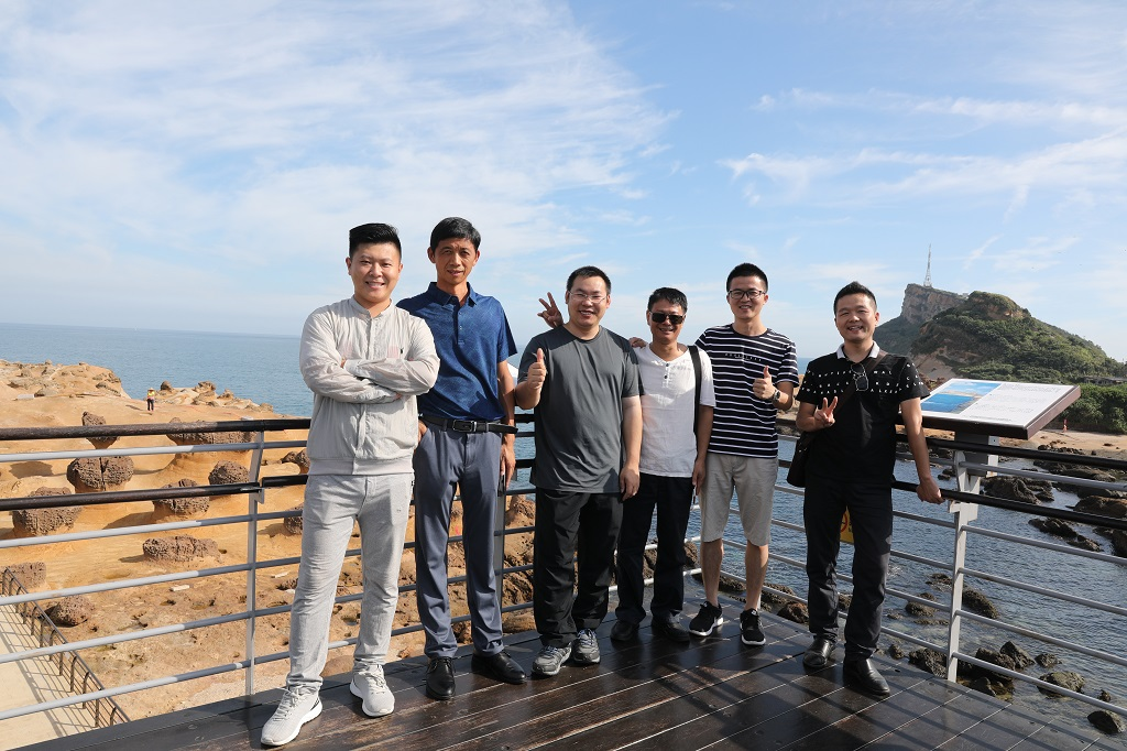 紫科環保2018年度優秀員工寶島臺灣之旅