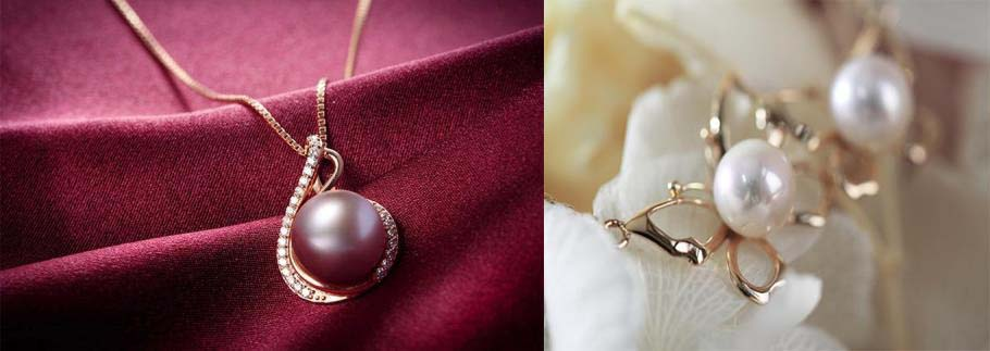 如何拍摄商业珍珠珠宝拍摄?