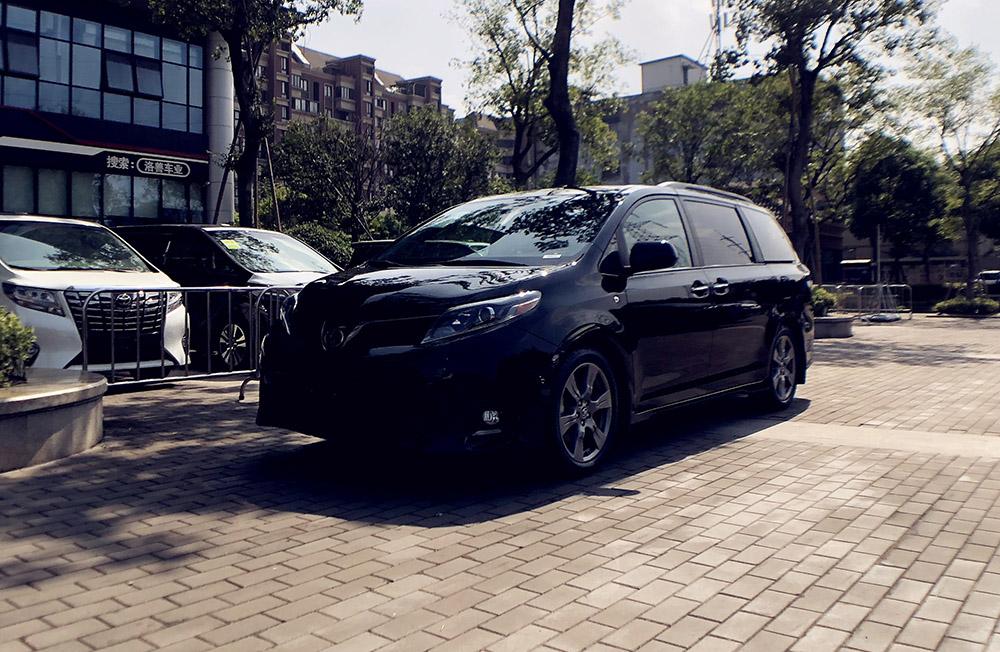 新车到店|丰田塞纳SE