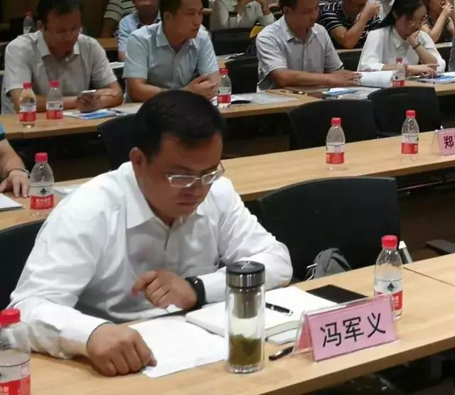 【动态】天基所主任冯军义出席河南(郑州)自贸区法制建设论坛并进行总结性发言