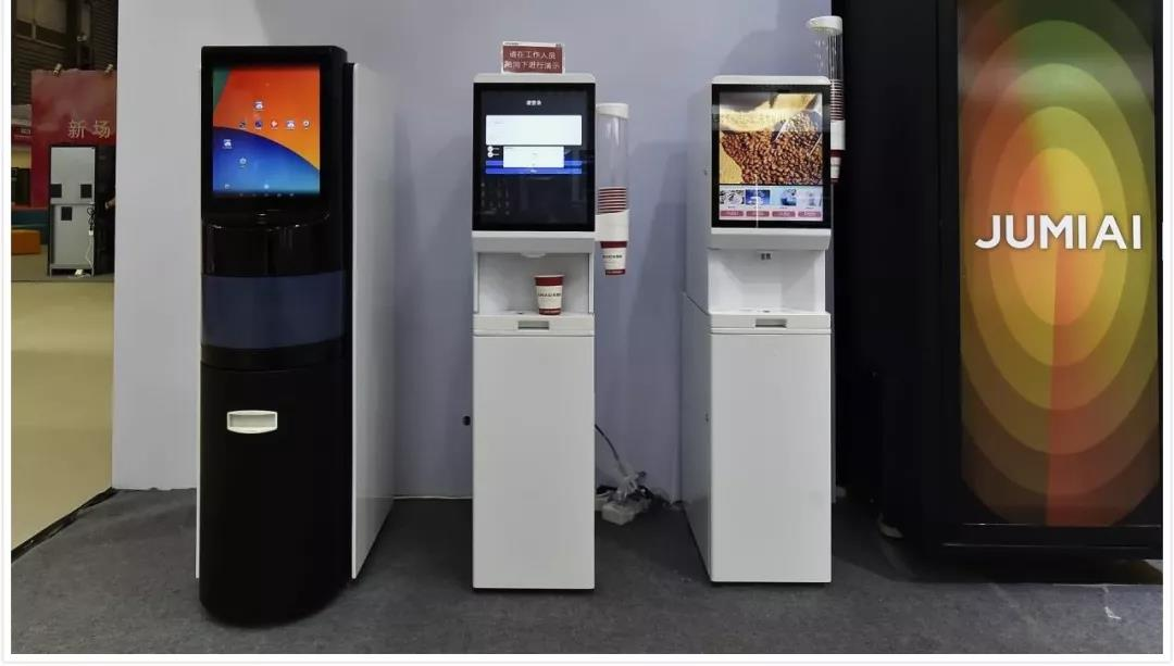精彩回顾 | 巨米智能首次公开亮相UR Expo国际无人店展!