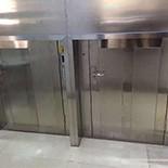 地坪式传菜电梯