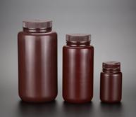 HDPE棕色广口瓶