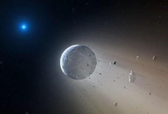 """""""热土星""""水源丰富为土星水量3倍,距地球约700光年!"""