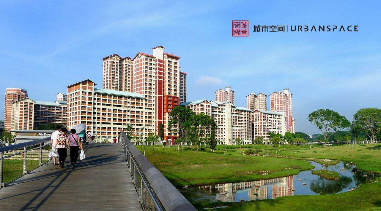 传习偶得 | 郭洁:新加坡 Bishan East 社区——中强度开发的宜居社区借鉴