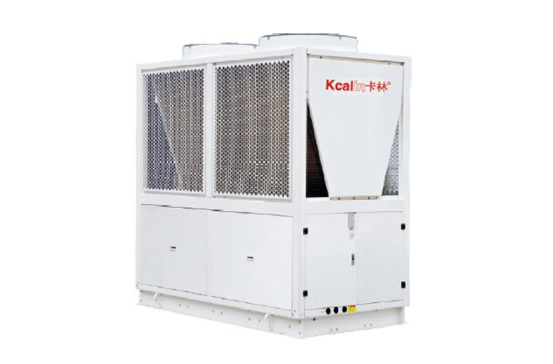 模块热泵采暖机