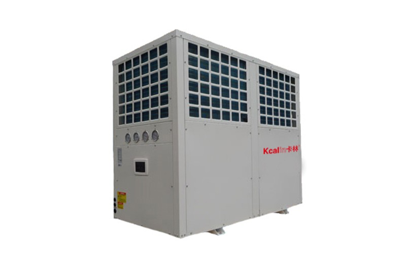 双级升温热泵机优