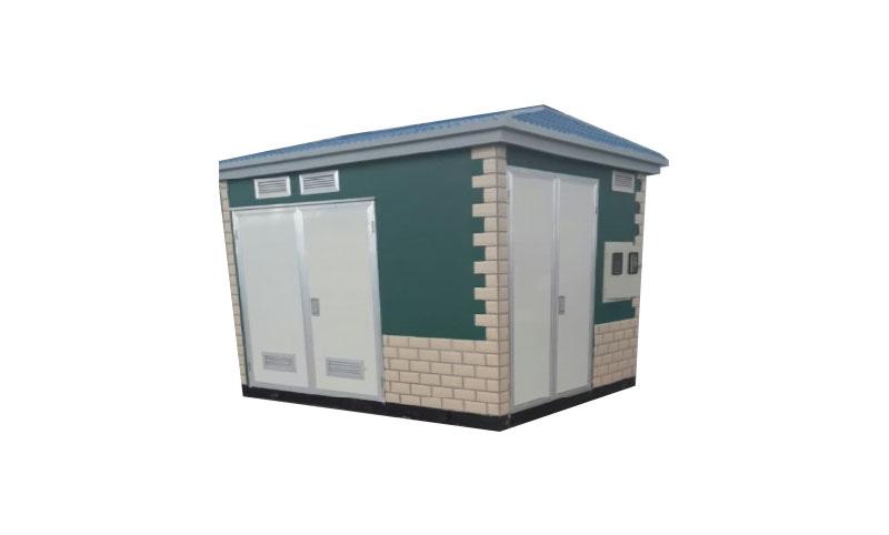 景观式箱式变电站