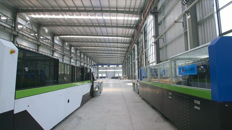 装配式建筑生产线