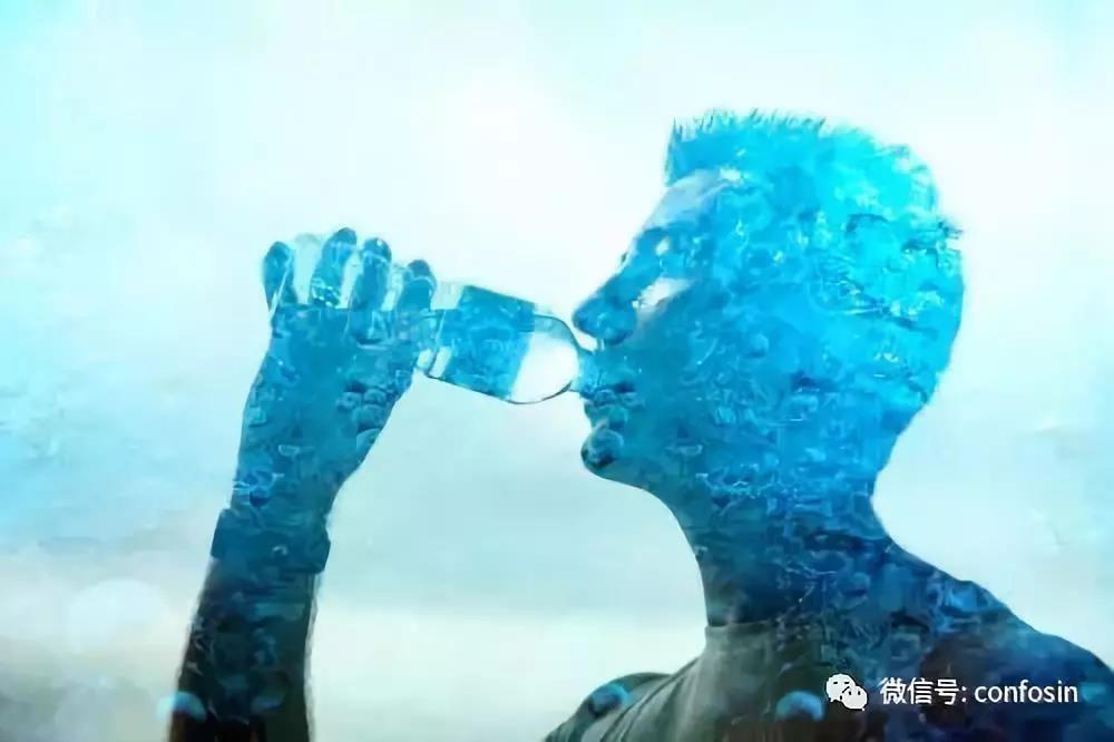 生病,其实很有可能是你的人体渴了
