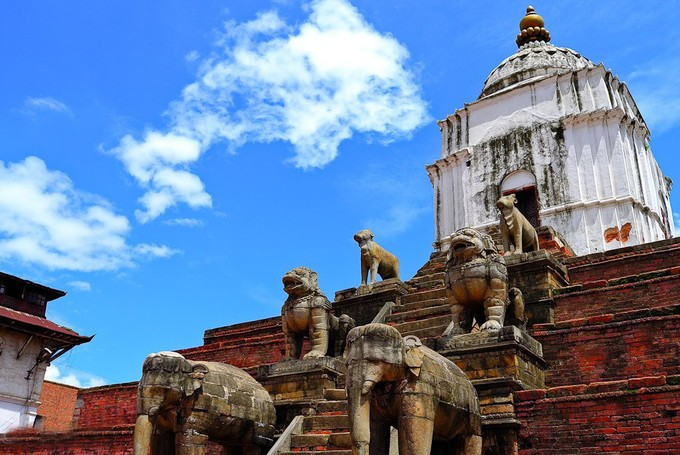 不丹尼泊尔之旅