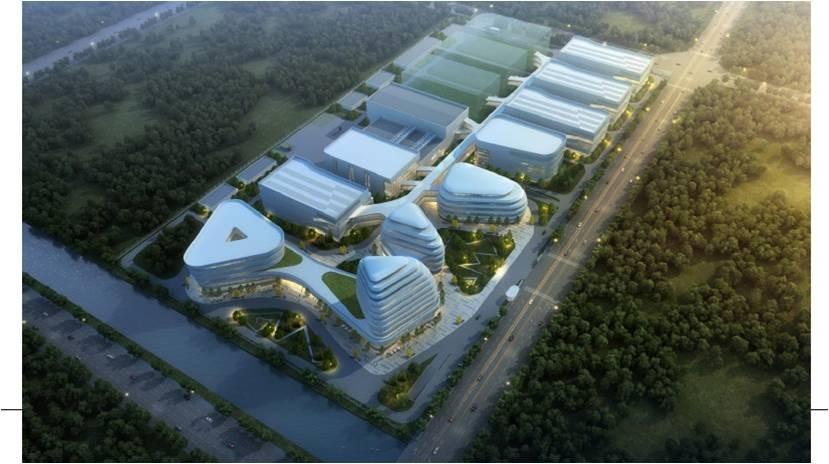 复宏汉霖生物医药产业化基地(二)项目