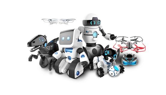 智能玩具应用领域