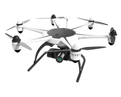 RX-600 高操控六旋翼新万博官网manbetx