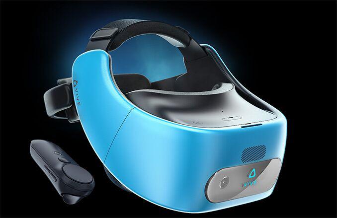 便携VR音乐放松系统
