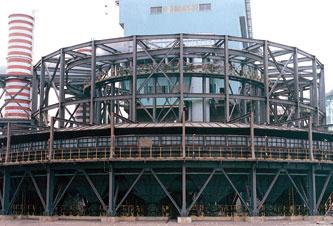 节能环保型环式冷却机