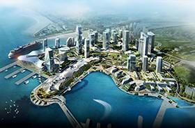 招商蛇口太子湾片区市政工程(一期)