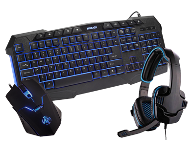 Gaming Combo 3in 1