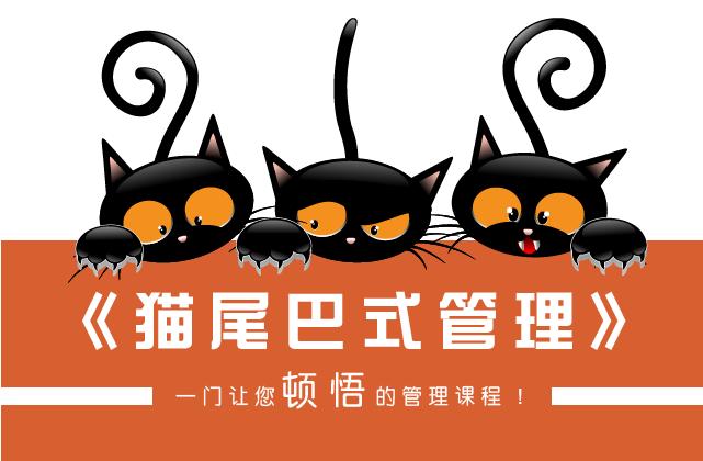 《猫尾巴式管理》刘子滔老师