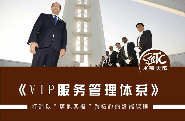 《vip服务管理体系》彭武辉老师