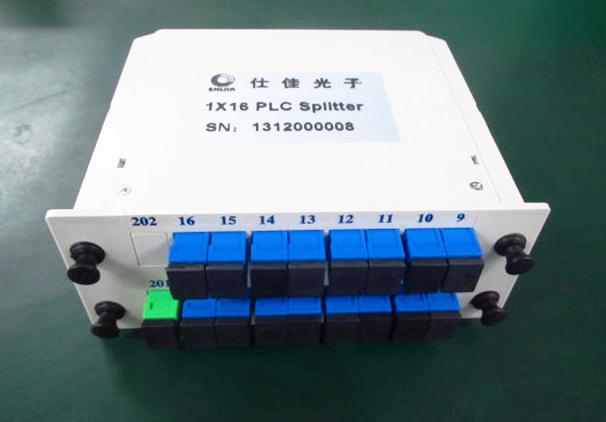 光分路器-插片式