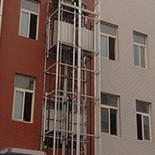 钢架式传菜梯